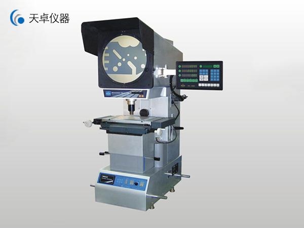 万濠电动升降测量投影仪(CPJ-3000DZ)