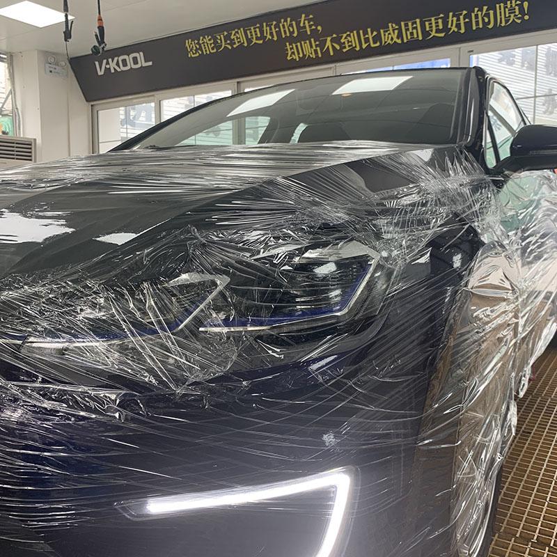 謳歌玻璃_高步威固隔熱膜貼膜公司_德寶汽車