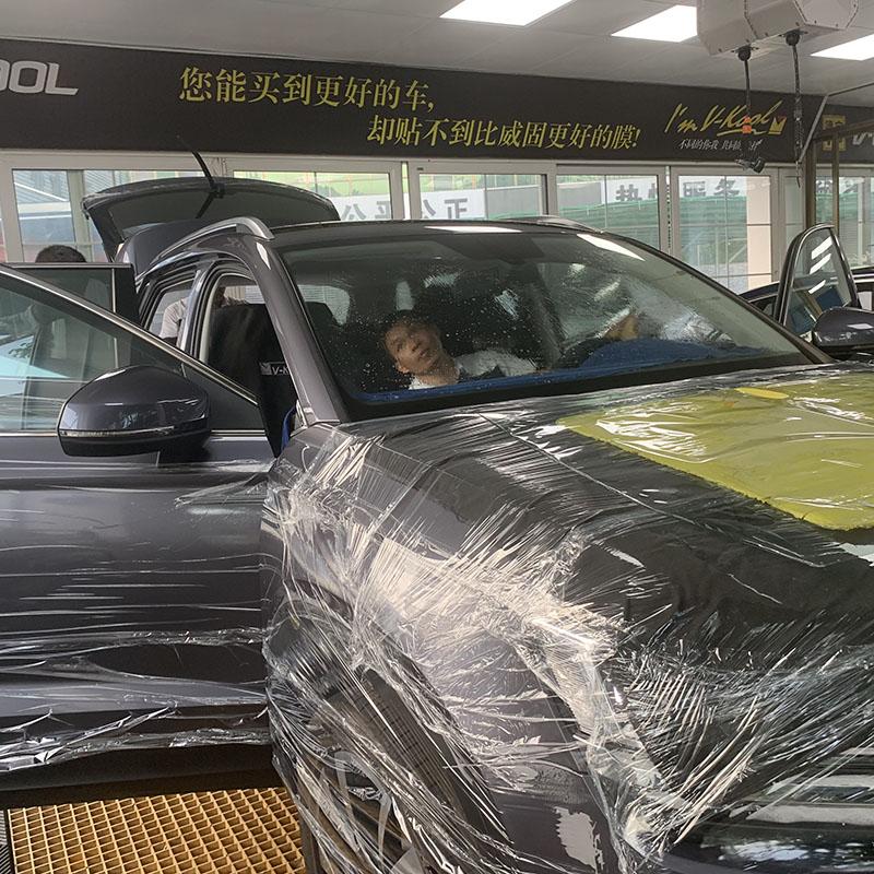 丰田_长安跑车贴膜要注意哪些_德宝汽车