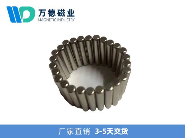 徑向強力磁鐵生產