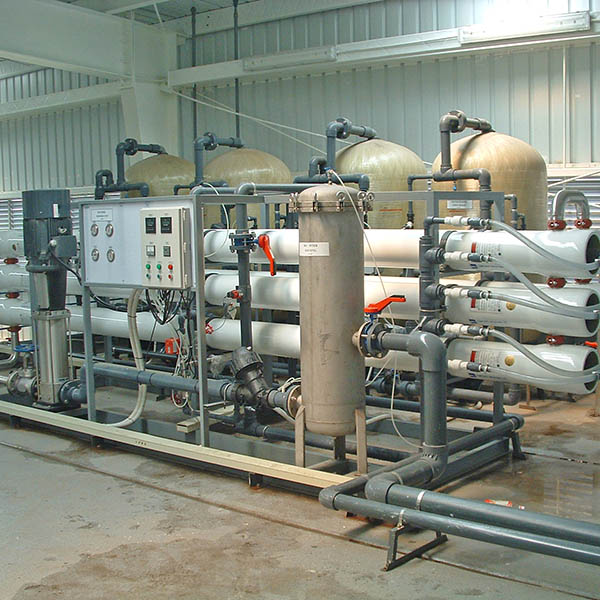 反渗透纯净水设备效率问题讲解