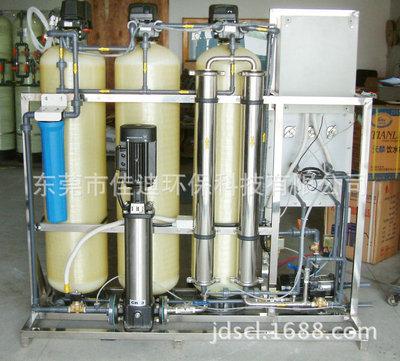 高纯水设备要怎样维护清洁