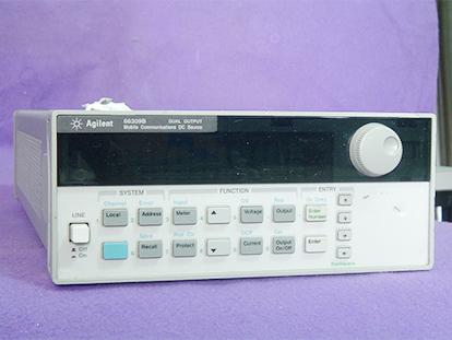 66309B 双路移动通信直流电源