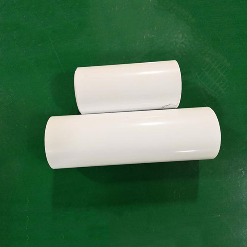 宁波透明离型膜专卖_炜新_防静电_印刷_网格_定做_格拉辛_红色