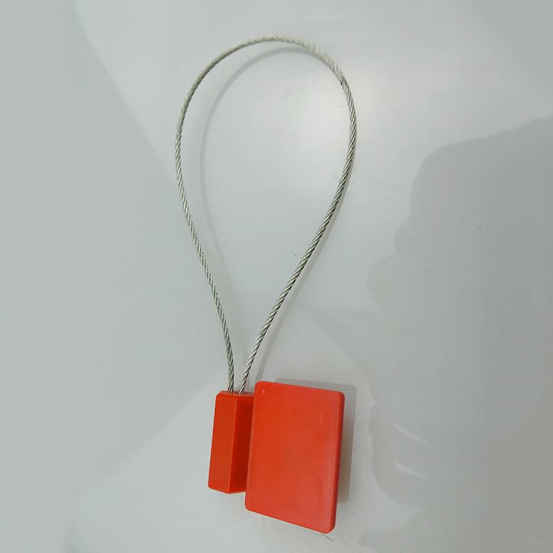 电子_茂名钢线电子铅封标签厂家_文标电子