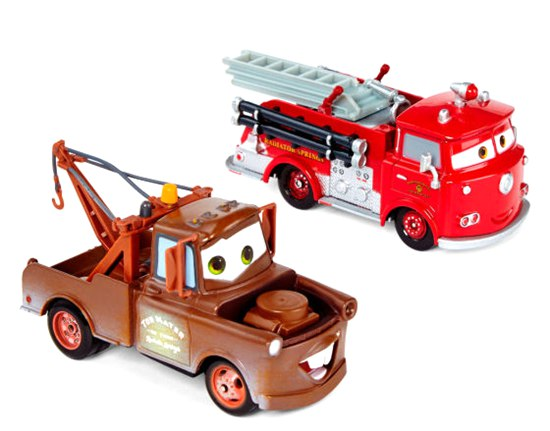 锌合金压铸玩具总动员汽车模型