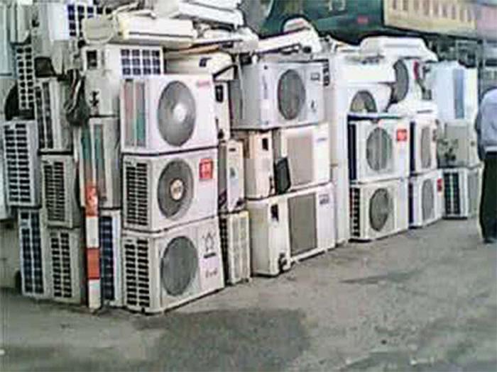 東莞空調回收
