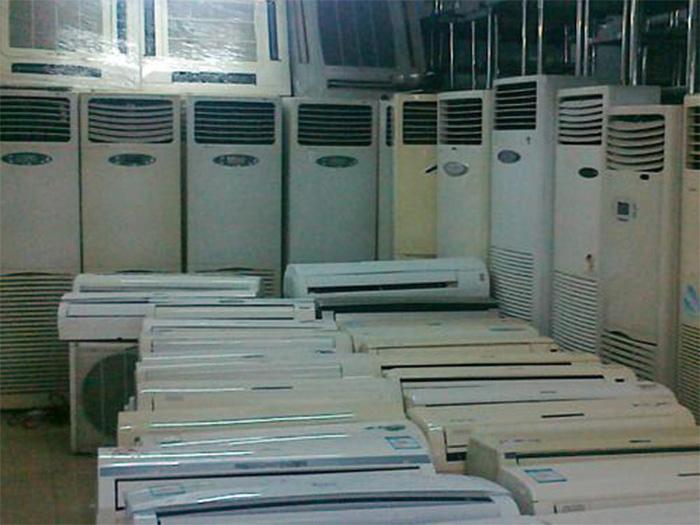 中山空調回收