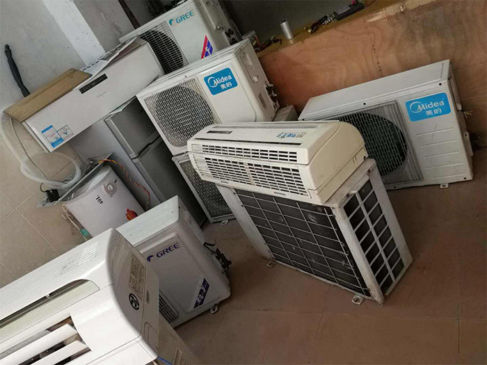 惠州空調回收