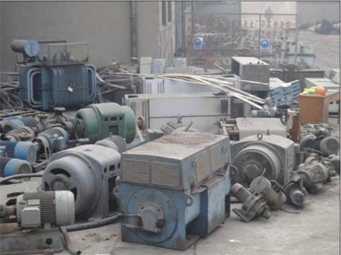 廢舊機械回收