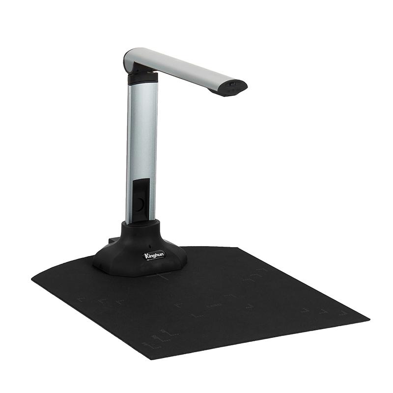 伍鴻電子_KCA1800_掃描辦公高拍儀應用廠家銷售