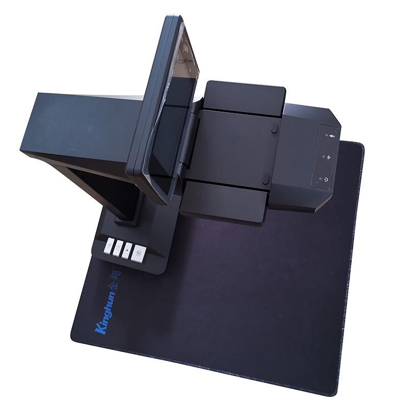 顯示屏書籍掃描儀價位_伍鴻電子_對焦高速_免拆裝訂_顯示屏_掃描