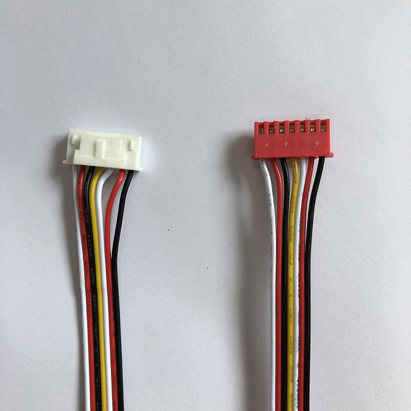 五域電子_運動器械_并打XH端子線束多少起批