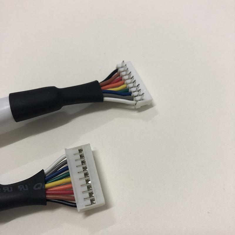 宜昌PVC彩排套管線束_五域電子_采購材料_產品營銷方案強