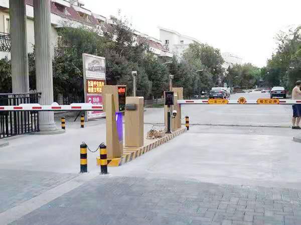 停車場收費系統