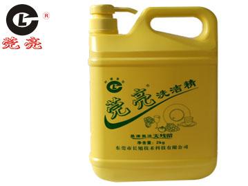 莞亮檸檬香型2KG洗潔精