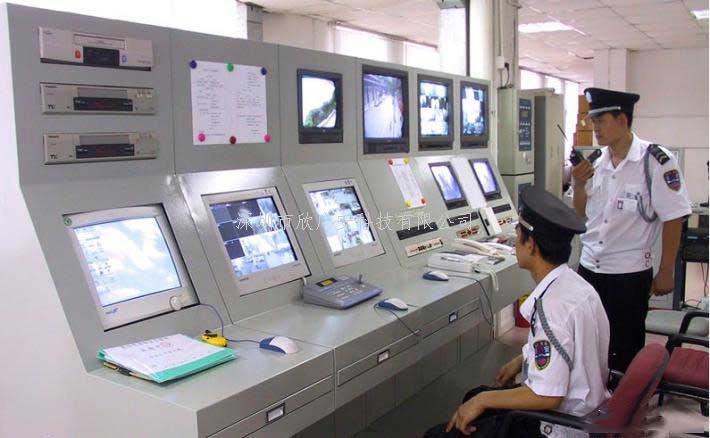 安防联网报警平台*智能化安防系统