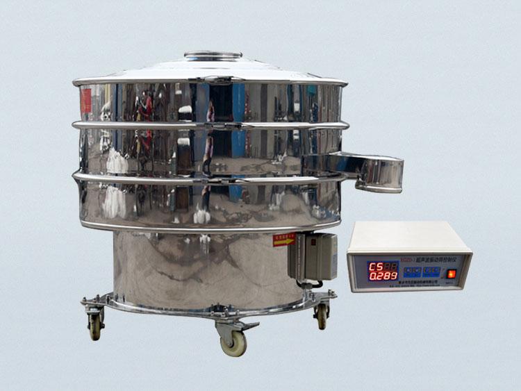 全不銹鋼外置超聲波振動篩