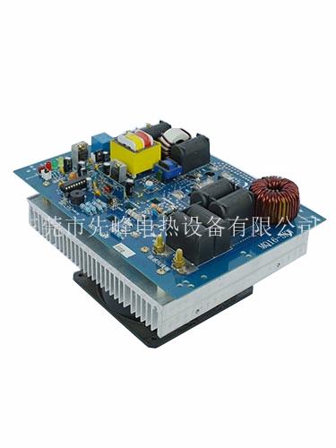 5KW 变频电磁采暖炉电路板
