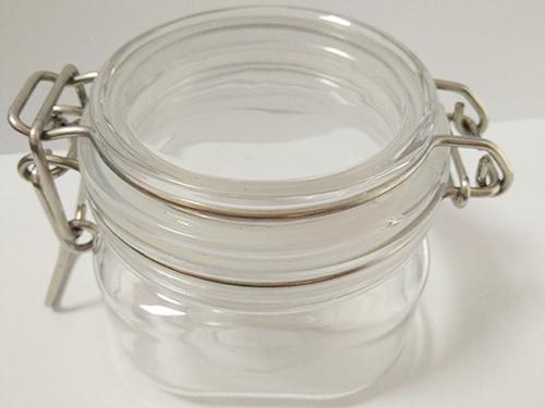 雜糧玻璃儲物罐卡扣生產_祥亨五金_面膜_干果_金屬_廚房_塑料