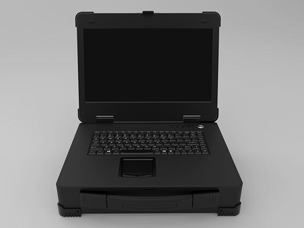 黑色加固便携机制造生产