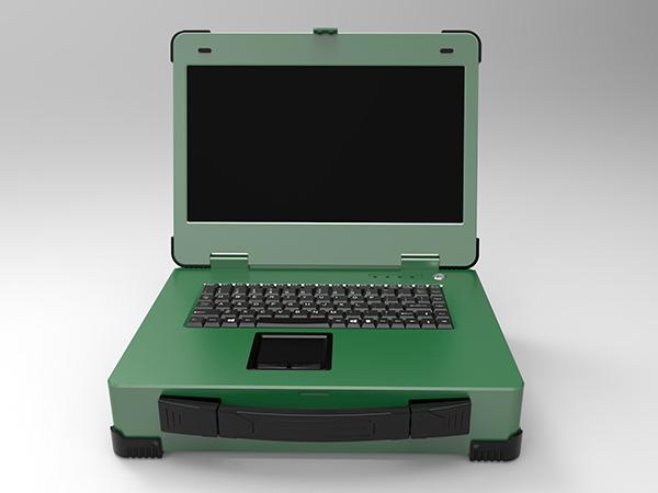 军绿色加固便携机制造