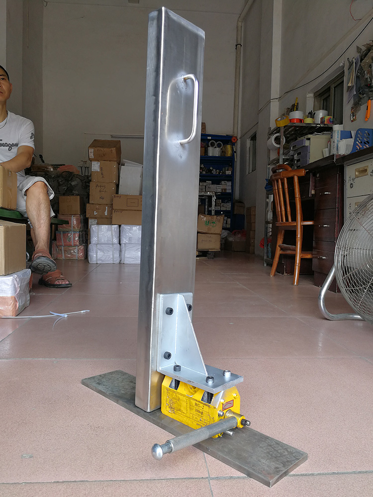 南宁磁座式铁板磁力分张器批发价格促销_亨盈磁性科技