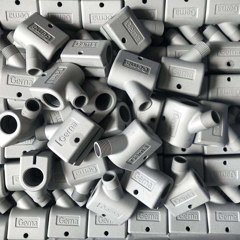 铝件喷砂加工