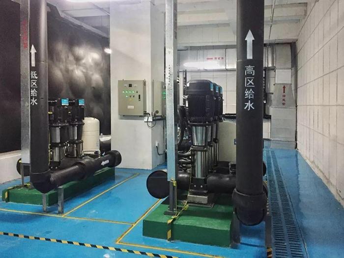 机电工程供水器械