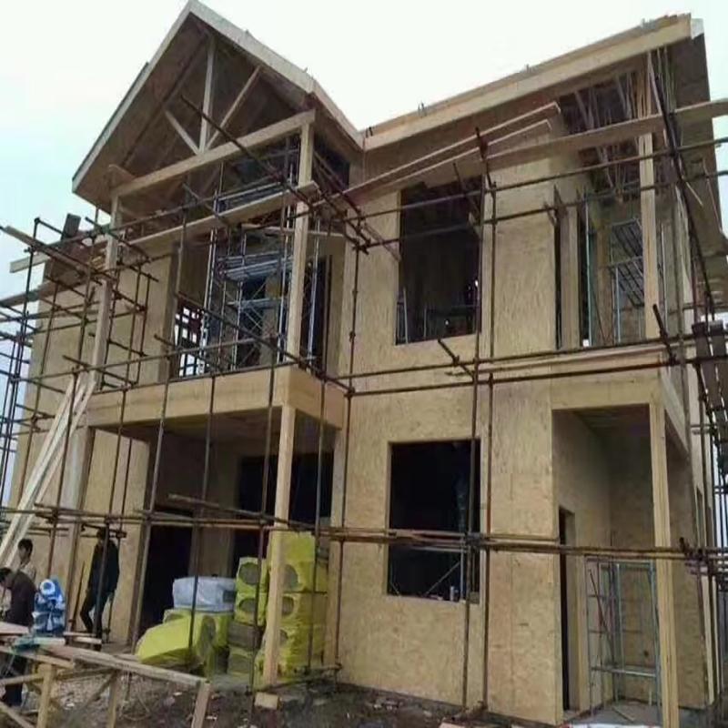 欧松板定制_鑫锋木业_地板吊顶材料_管件家具_家具砌筑_合作建筑