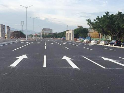 惠州道路划线|交通划线|惠州交通划线