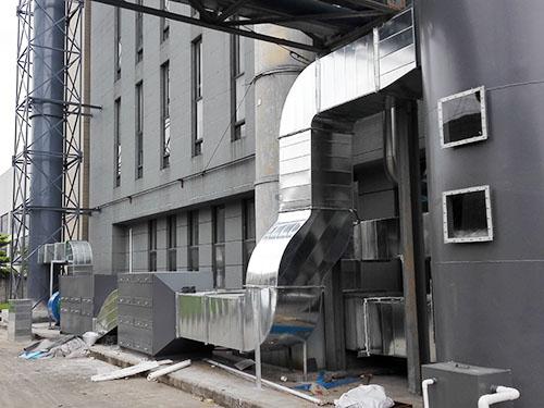 石龙高效率废气处理处理后效果 兴森环保