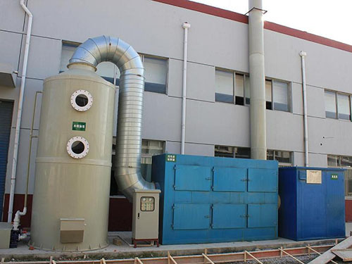 深圳治理廢氣處理怎么樣 興森環保 噴涂 工業 一體化 有機 車間