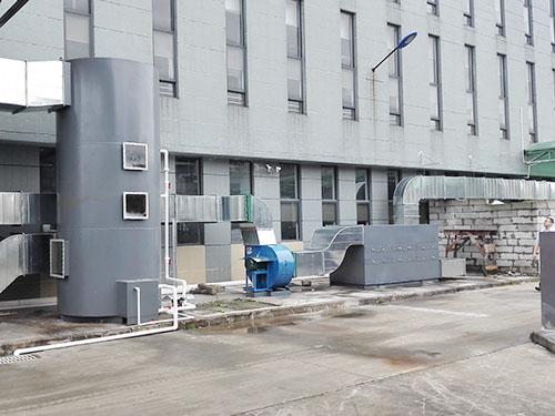 廣州無機廢氣處理技術 興森環保 一體化 專業 工業 有機 環保