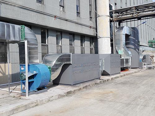 洪梅環保廢氣處理包含設計嗎 興森環保 有機 光解 專業 節能減排