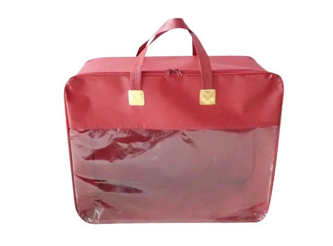 东莞红色枕巾袋