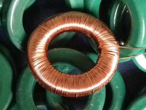 电感磁环加工
