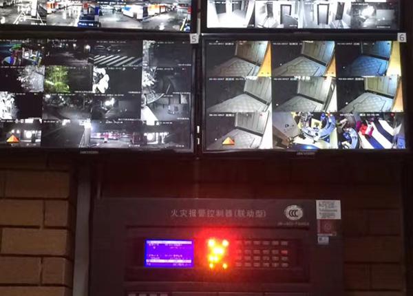 深圳同创九著院监控