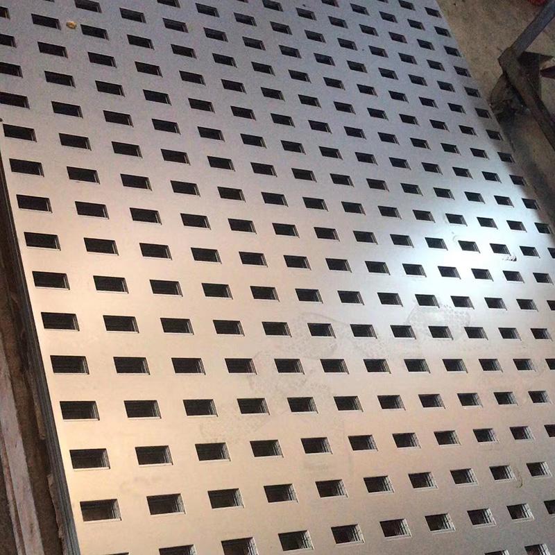 三角型_镀锌不锈钢孔板哪家好_心玲不锈钢