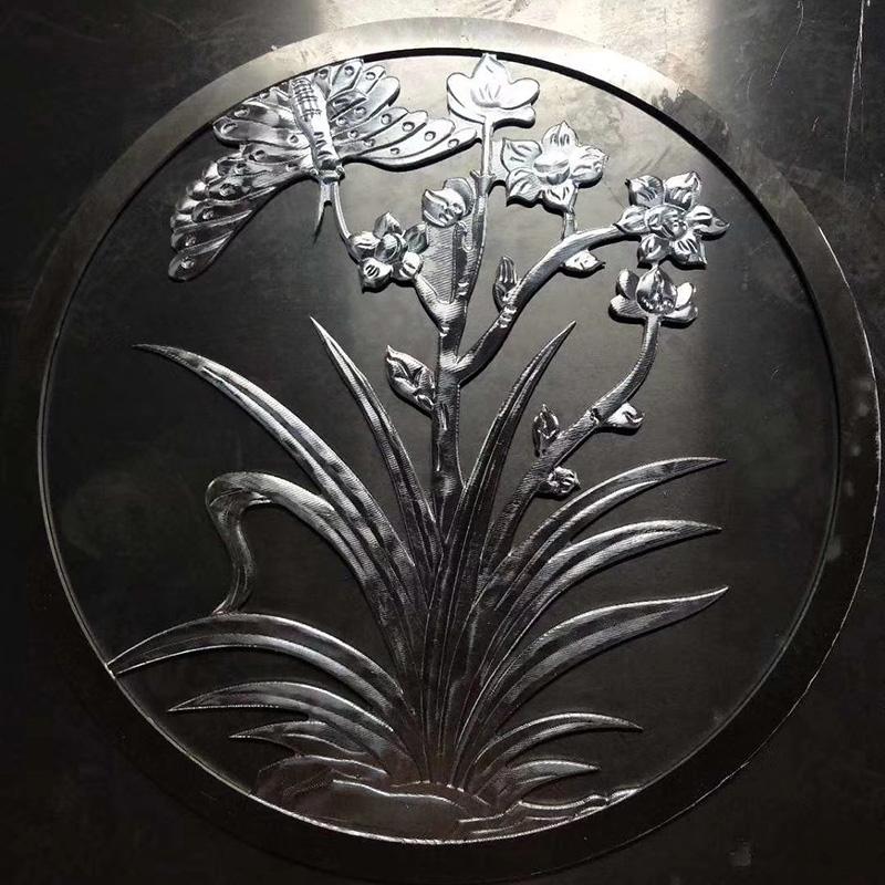 幼儿园_激光不锈钢铝雕刻厂家_心玲不锈钢