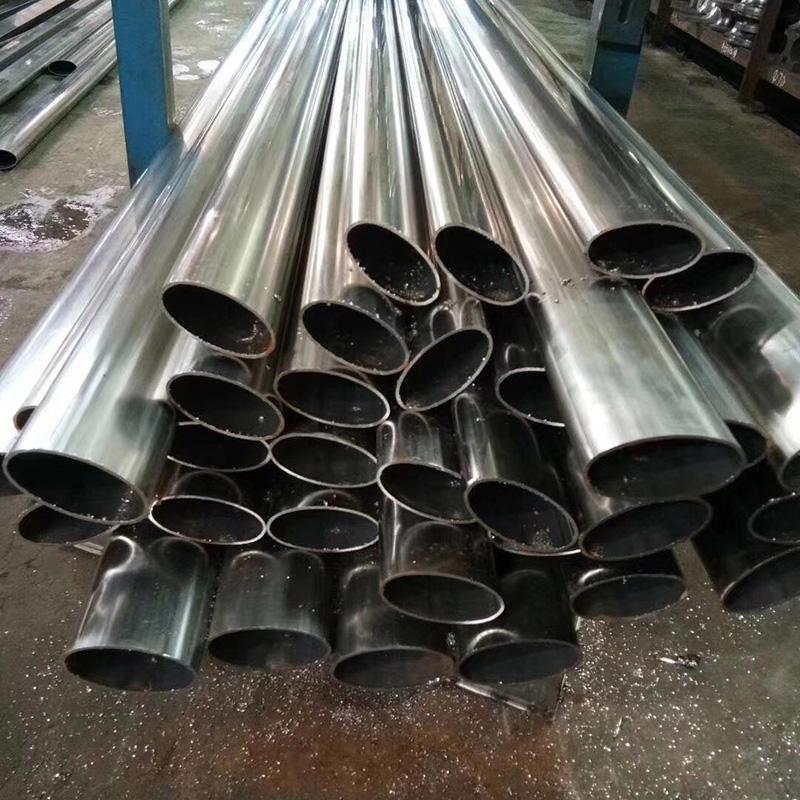 建材不銹鋼裝飾管公司_心玲不銹鋼_美標_六角型_矩型管_精密液壓