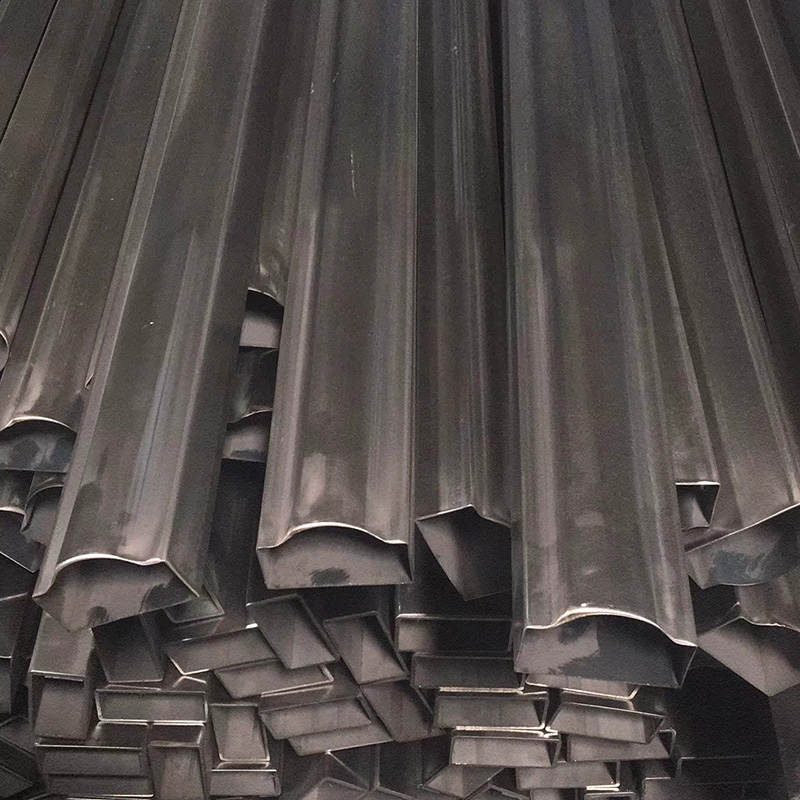 常用不锈钢装饰管价位_心玲不锈钢_热扩_乱纹_建材_直径_碳钢