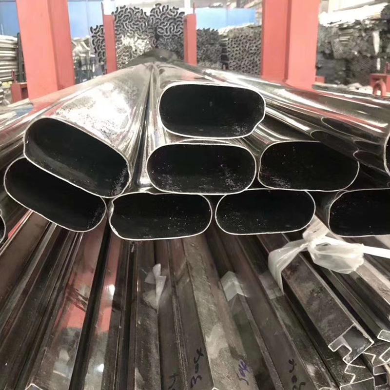 工业_玫瑰金色不锈钢装饰管批发价_心玲不锈钢