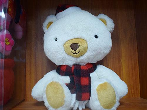 小熊熊毛绒玩具
