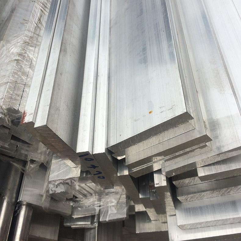 6061 铝排 铝条 铝块 铝扁条 铝合金条 铝方棒