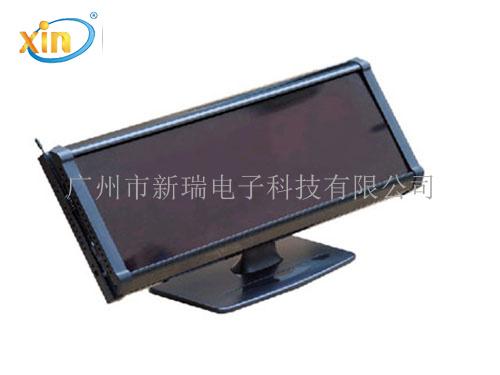臺式4字窗口顯示屏