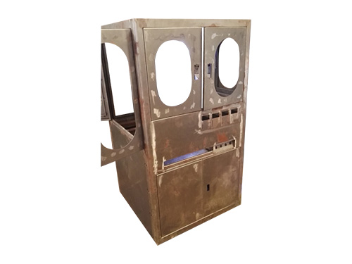 焊接机架设计