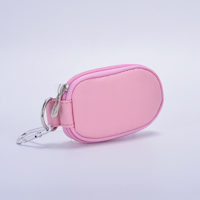 創意_雙層PU車鑰匙包哪里有_新瑞手袋