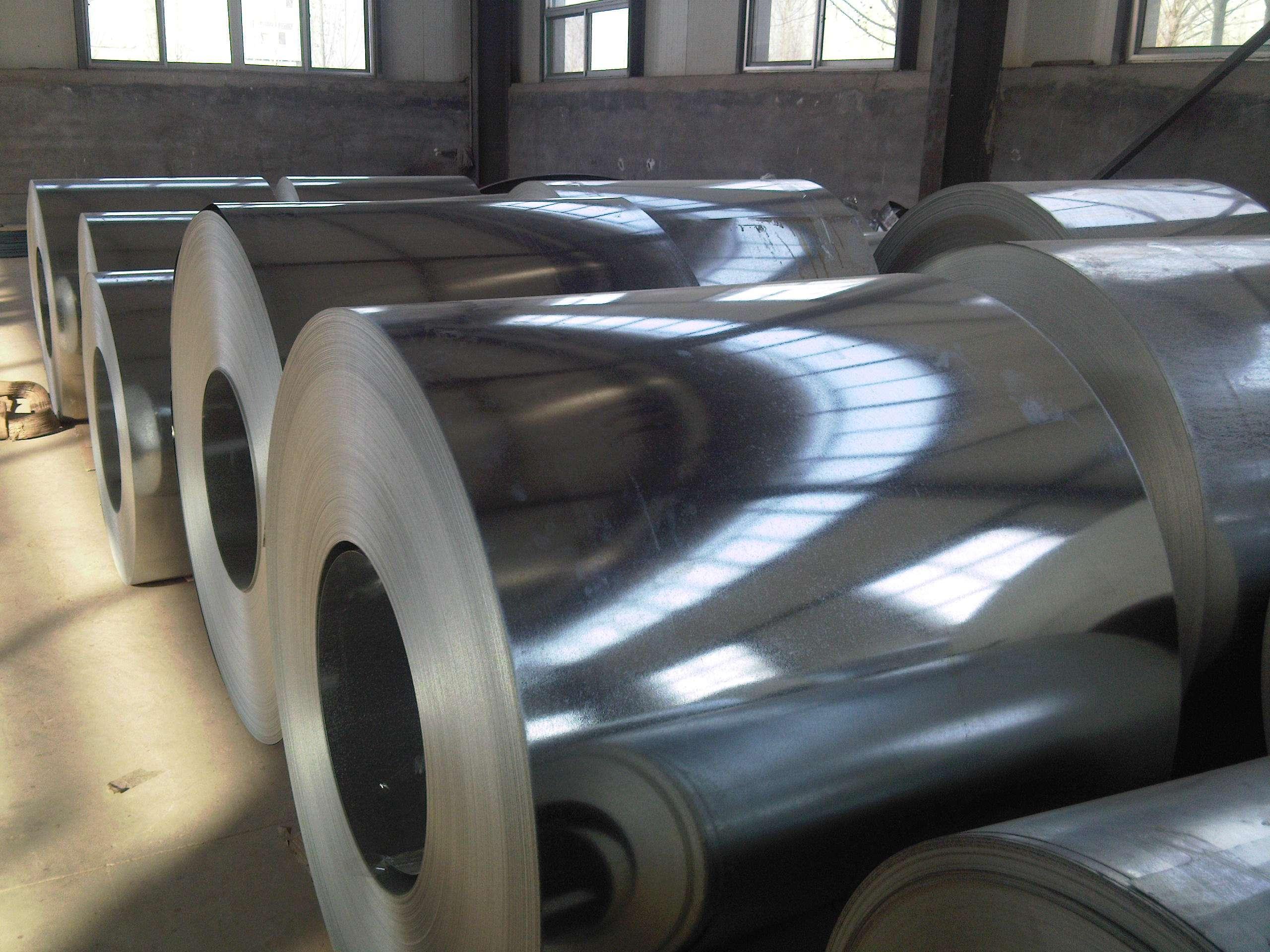 厂家供应 DX51D 镀锌板 镀锌钢板 热镀锌卷 薄镀锌钢板