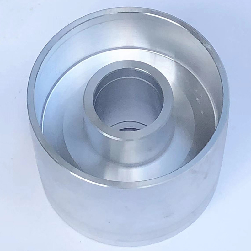 从动全铝轮品牌_鑫旺鑫_滚轴_从动_离芯_150*75_铝芯